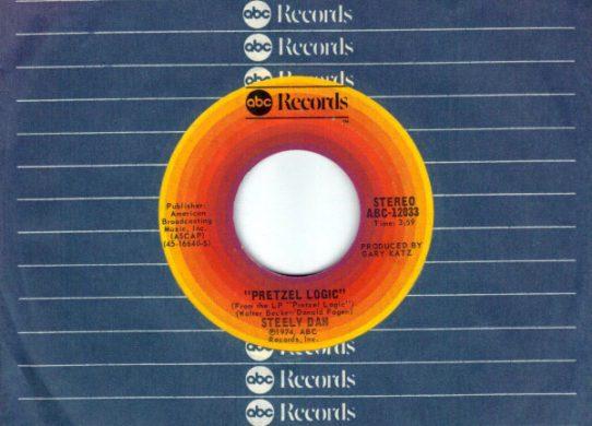 Pretzel Logic 45 rpm sleeve