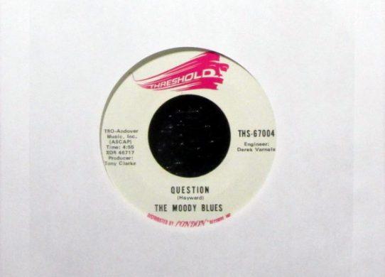 Question 45 rpm single