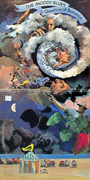 A Question of Balance gatefold cover