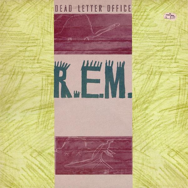 Dead Letter Office album cover