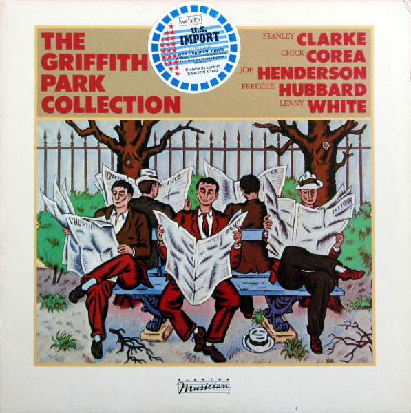The Griffith Park Collection album cover