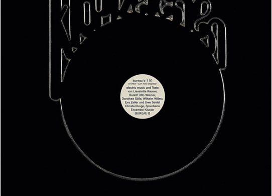 Klopfzeichen album cover