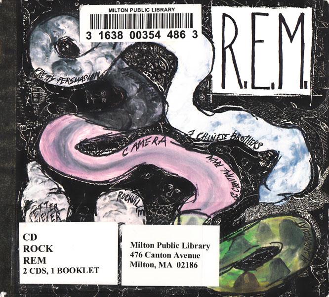 Reckoning album cover