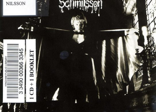 Son of Schmilsson album cover