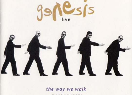 The Way We Walk Volume One: The Shorts album cover