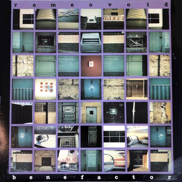 Benefactor album cover