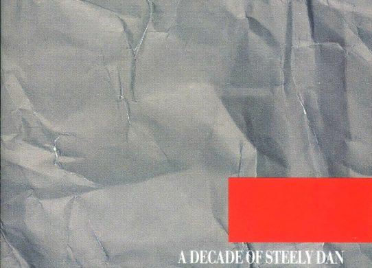 A Decade of Steely Dan album cover