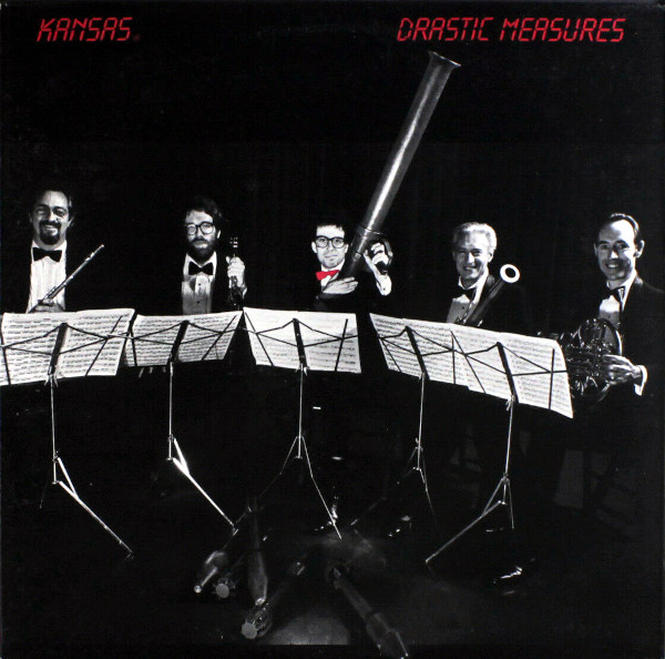 Drastic Measures album cover