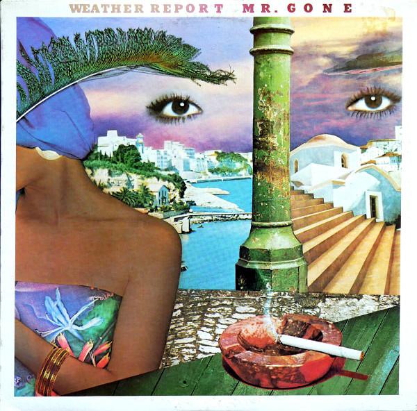 Mr. Gone album cover