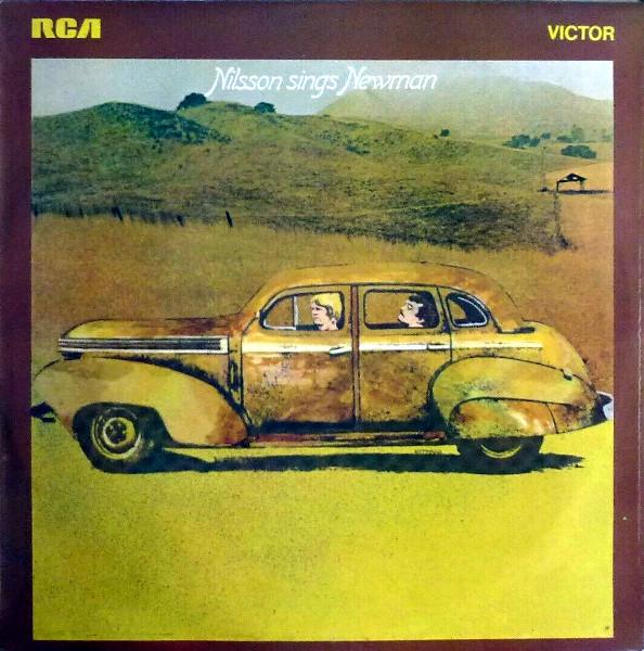 Nilsson Sings Newman album cover