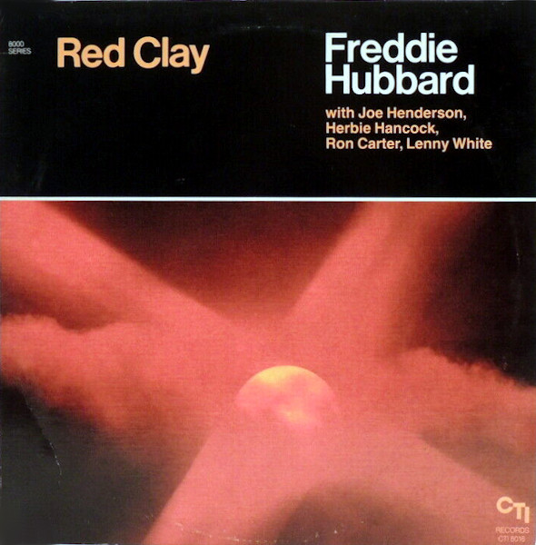 Red Clay album cover