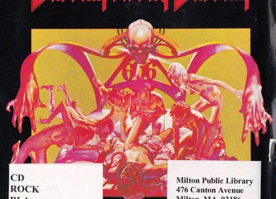 Sabbath Bloody Sabbath album cover
