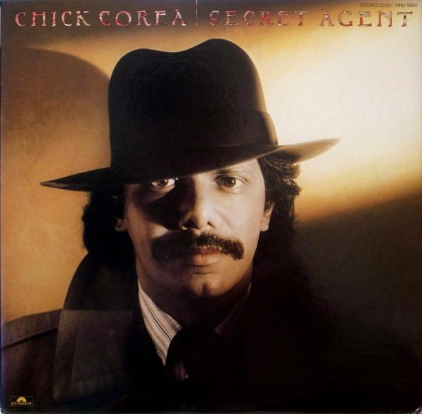 Secret Agent album cover