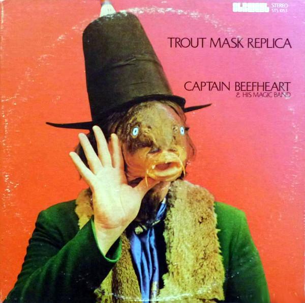 Trout Mask Replica album cover