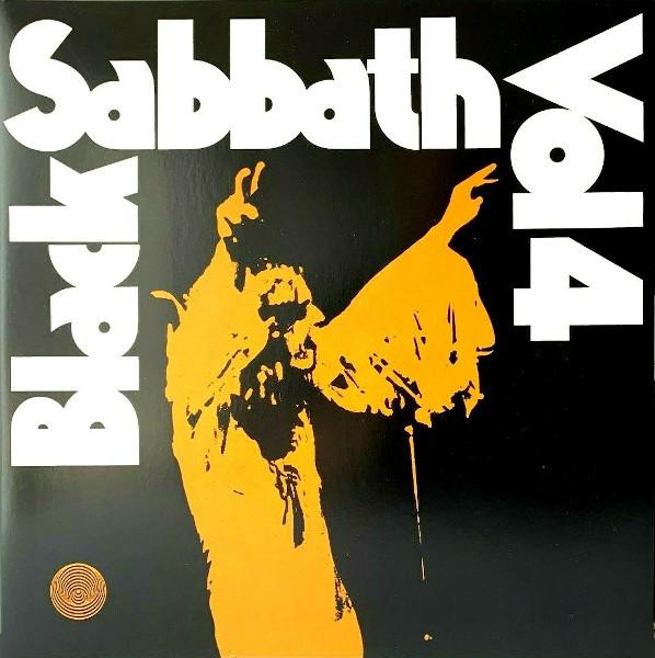 Vol. 4 album cover