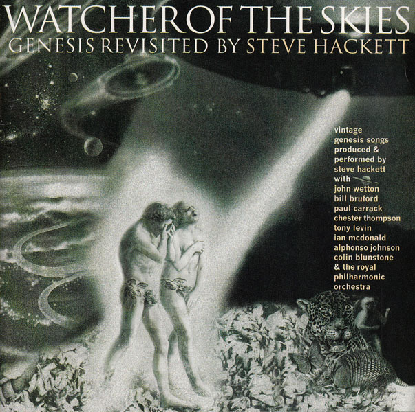 Watcher of the Skies album cover