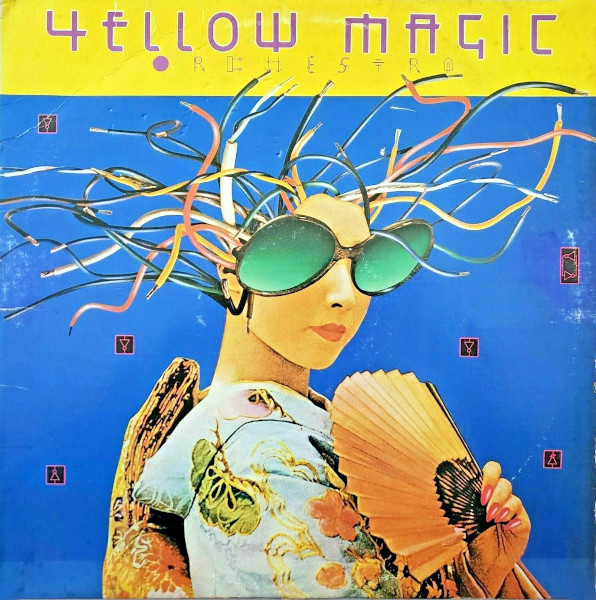 Yellow Magic Orchestra album cover