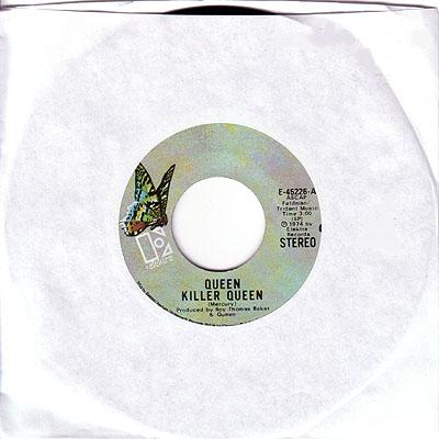 E-45226 45 rpm single
