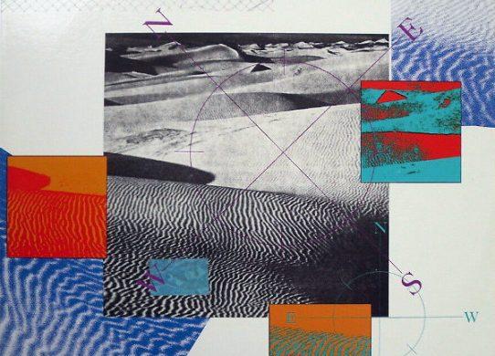 Nomadic Sands album cover