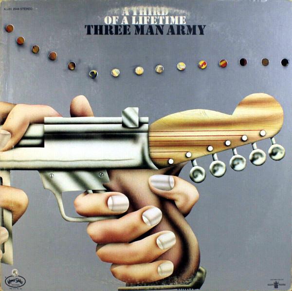 A Third of a Lifetime album cover