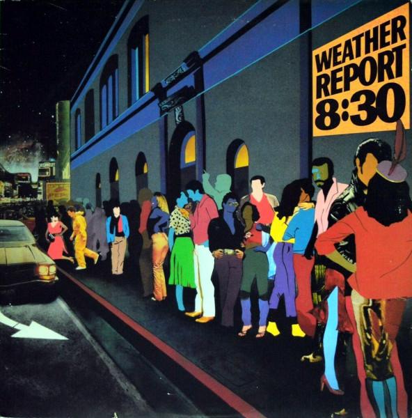 8:30 album cover