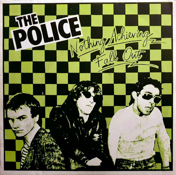 Fall Out 45 rpm sleeve (1979)