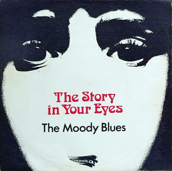 The Story In Your Eyes 45 rpm sleeve