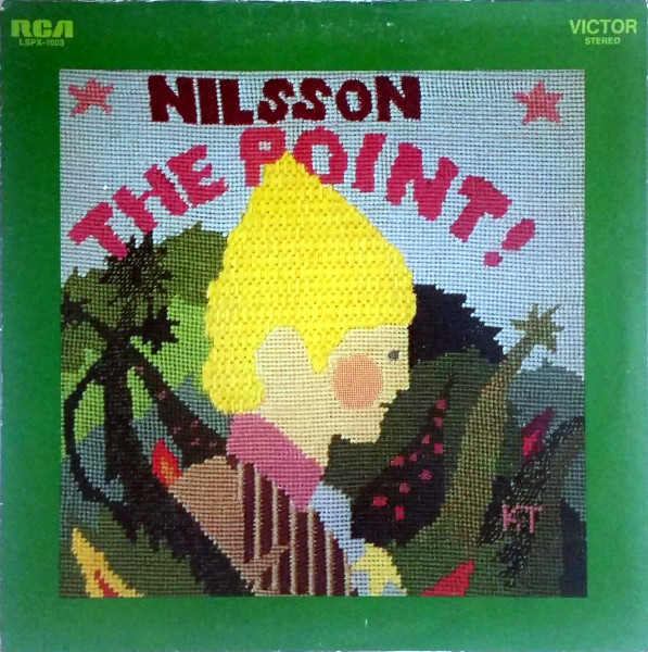 The Point! album cover