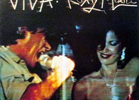 Viva! Roxy Music album cover