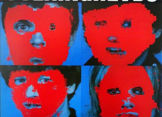 Remain in Light album cover