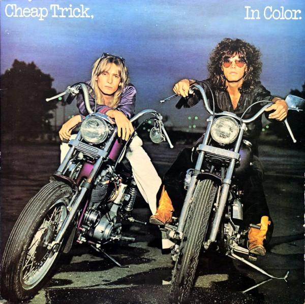 In Color album cover