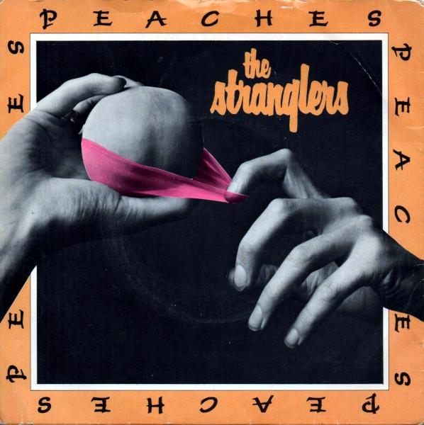 Peaches 45 rpm sleeve