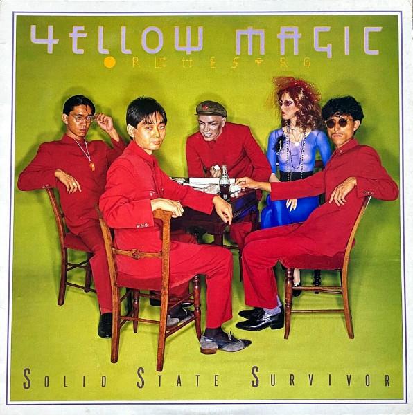 Solid State Survivor album cover