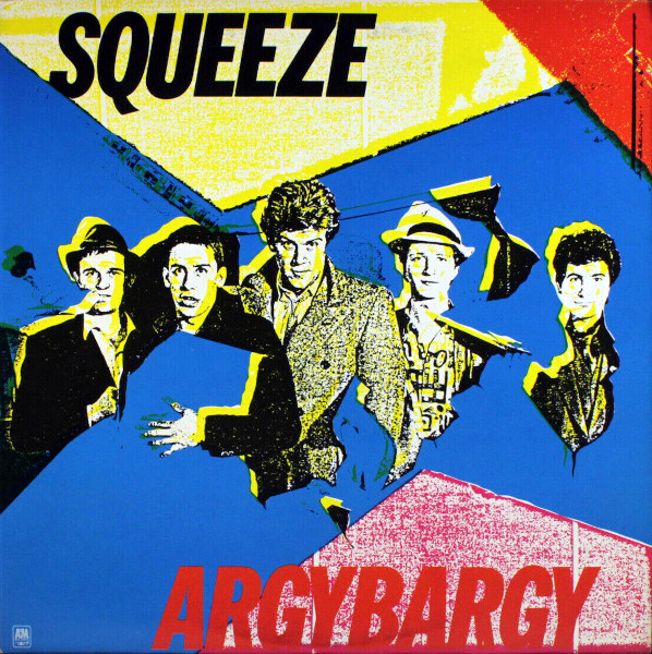 Argybargy album cover
