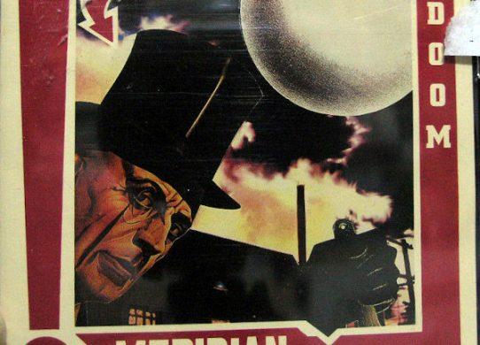 Meridian album cover