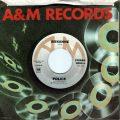 Roxanne 45 rpm sleeve