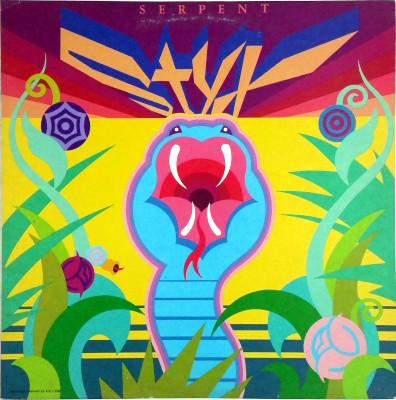 Serpent album cover