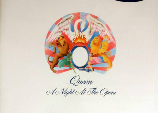 A Night at the Opera full album