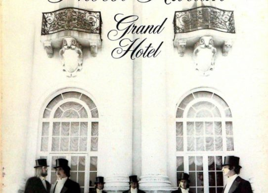Grand Hotel album cover
