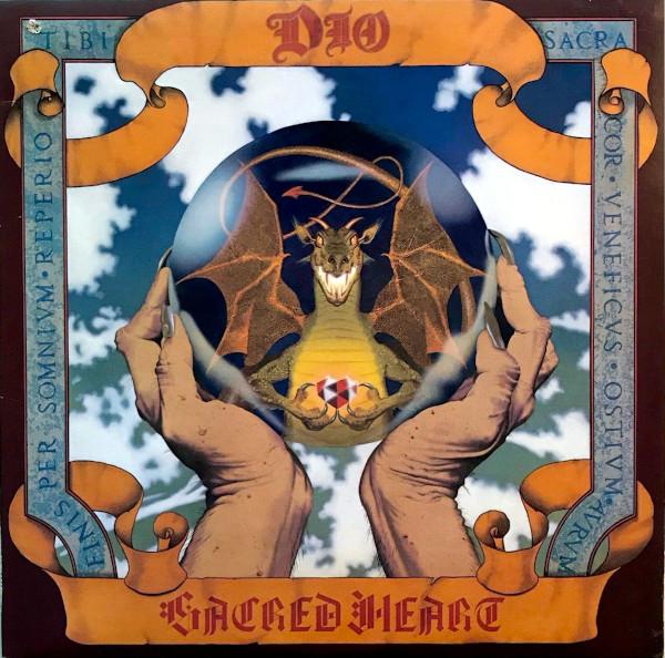 Sacred Heart album cover