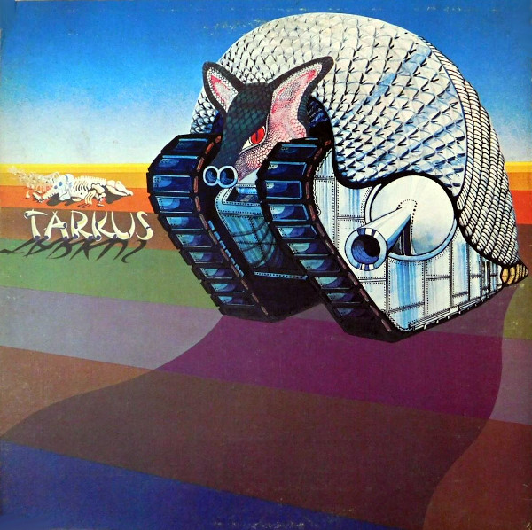 Tarkus album cover
