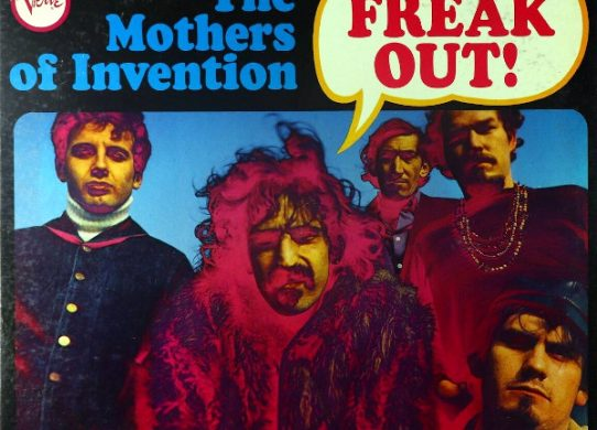 Freak Out! album cover