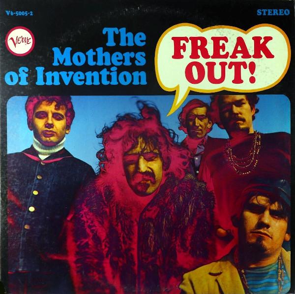 Freak Out! album cover