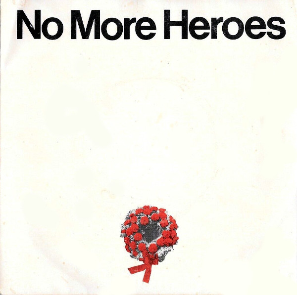 No More Heroes 45 rpm sleeve