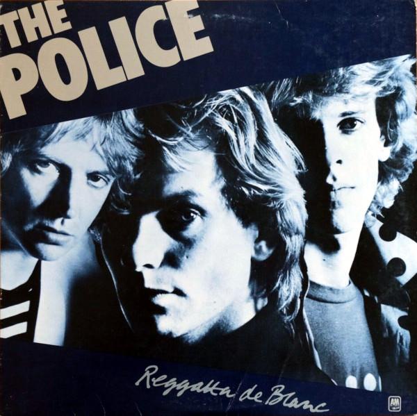 Reggatta de Blanc album cover