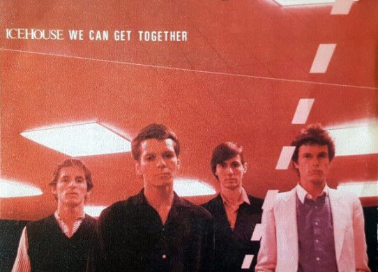 We Can Get Together 45 rpm picture sleeve
