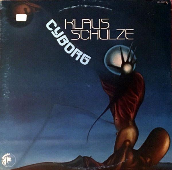 Cyborg reissue album cover
