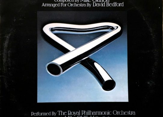 The Orchestral Tubular Bells album cover