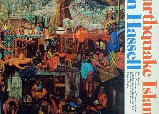 Earthquake Island album cover