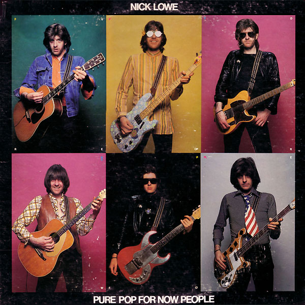 Pure Pop for Now People album cover